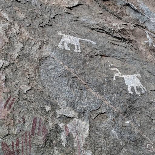 טעימה מציורי הקיר ב-Chongoni Rock Art