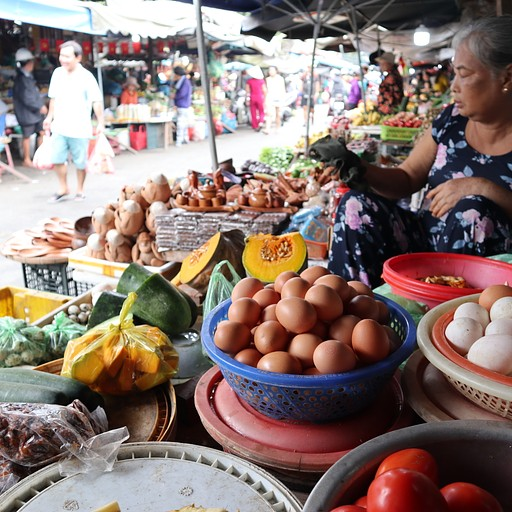 השוק המקומי