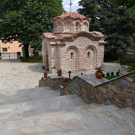 קפלה עתיקה בספרבנה בניה