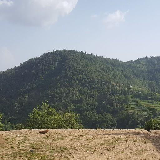 הנוף מהכפר קרארי