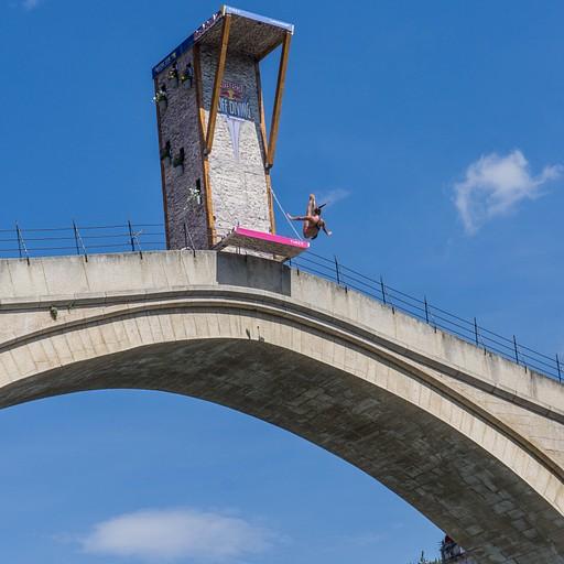 תחרות הקפיצות מהגשר
