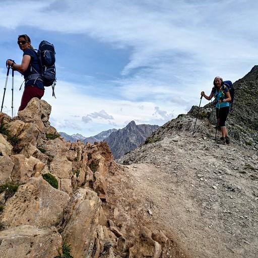 ההגעה לפאס Col de la Vaurze
