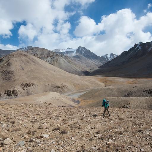 בטיפוס לאגם צ׳פדר