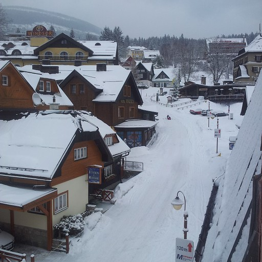 העיירה שפינדלרוב