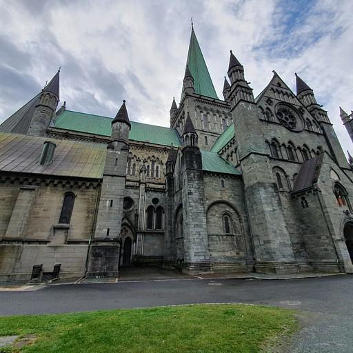 הקתדרלה בטרונדהיים