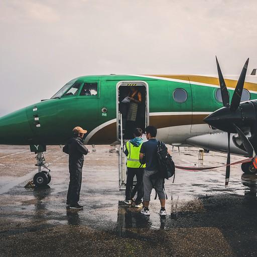 טיסה פנימית עם יטי איירליינס