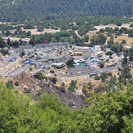 קבר רבי שמעון בר-יוחאי
