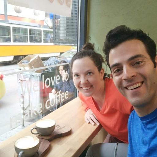 מצאנו קפה טוב!