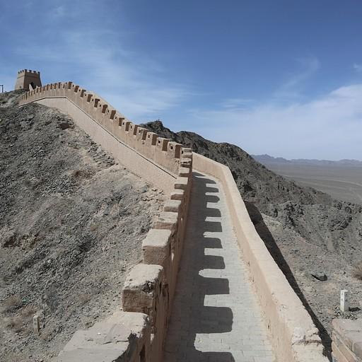 החומה התלוייה