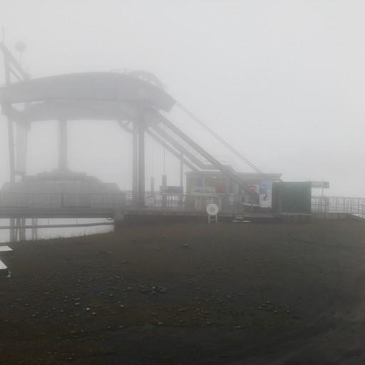 תחנת הרכבל ל- Grimentz - זוהי תחנת הרכבל הראשונה לאחר שמתחילים את הירידה מהפאס Col de Sorebois.