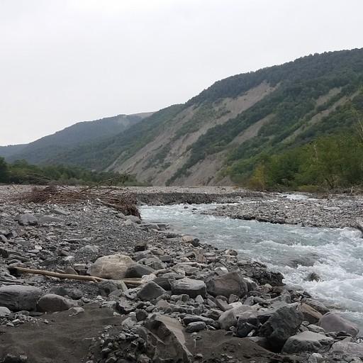 הדרך על נהר גויצ'אי