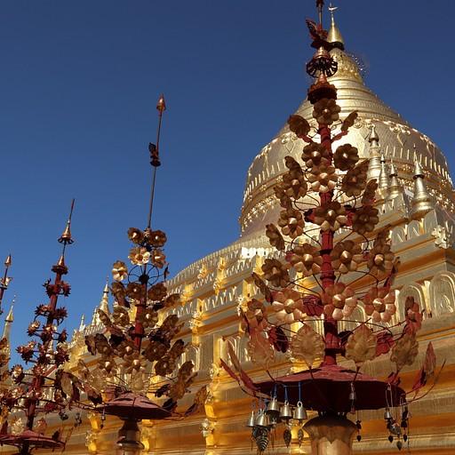 המקדשים בבאגאן, סיור עם נוי נוי