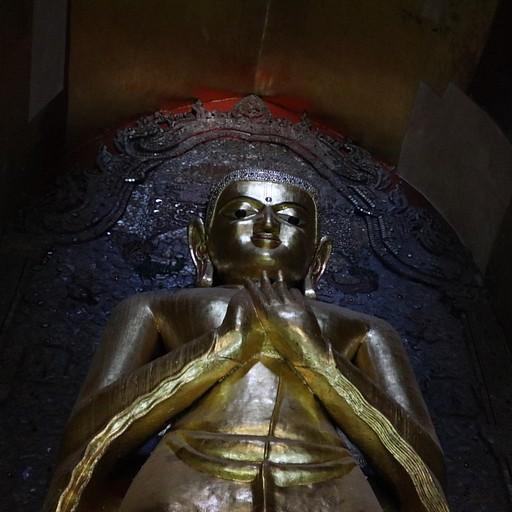 בודהה במקדש בבאגאן, סיור עם נוי נוי
