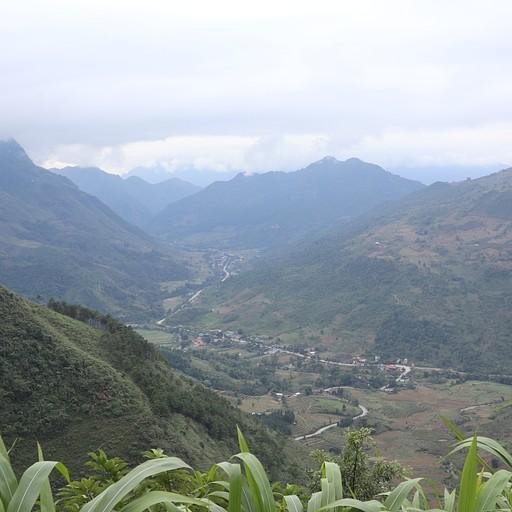 הנוף מאחת מנקודות התצפית
