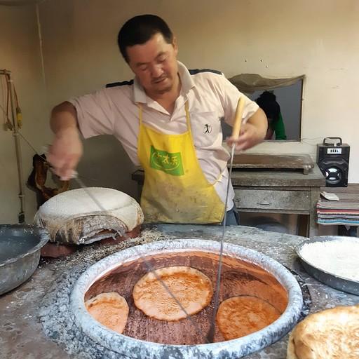 הלחם של מחוז שינג'יאנג