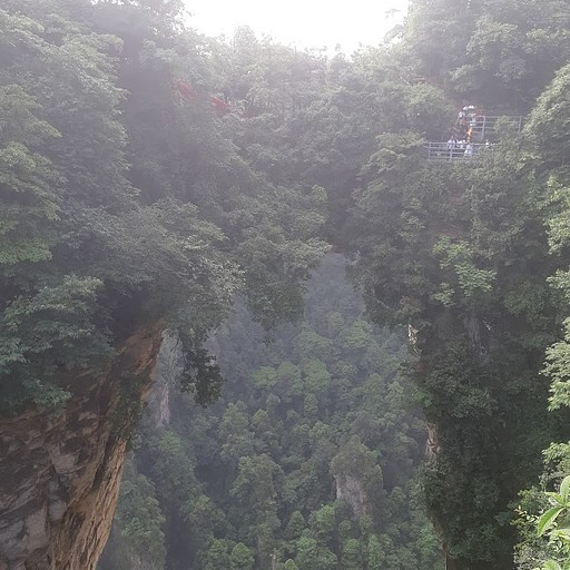 1st natural bridge