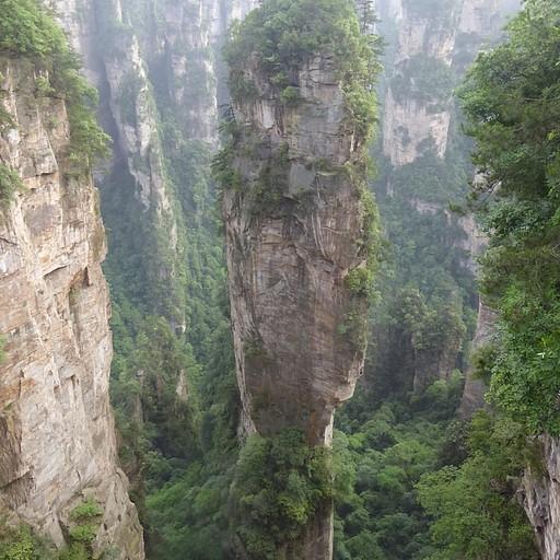 halleluja mountain - רואים אותו מגשר המתכת