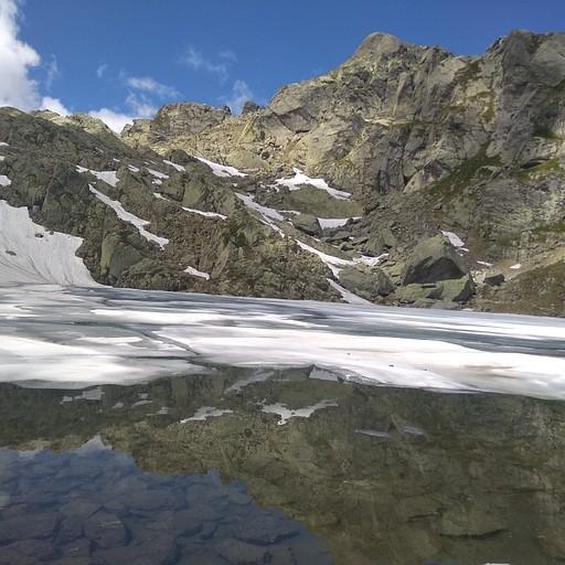 האגם ליד רפיוג'י בנגיני