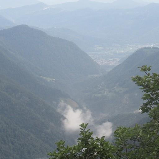 הנוף המדהים שמתגלה בעמק