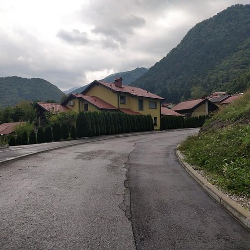 הכפר הציורי Žabče