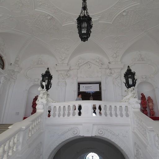 ארמון בוולדר מבפנים