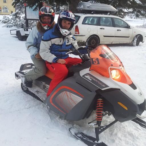 אופנוע שלג