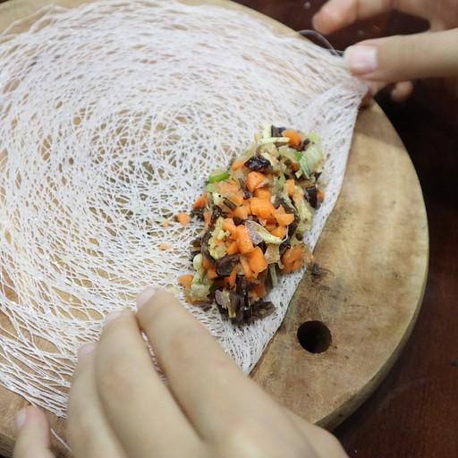 סדנת בישול אצל הון - מכינים אגרולים