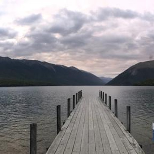 אגם רוטאיטי , מדהים ויפיפה