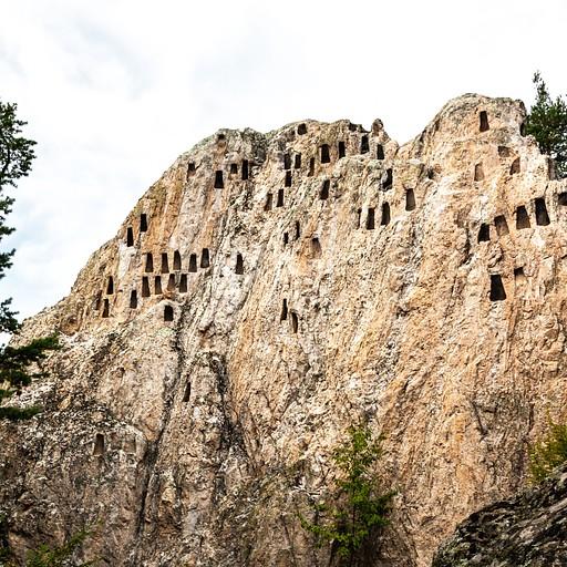 Thracian cult complex - Orlovi skali