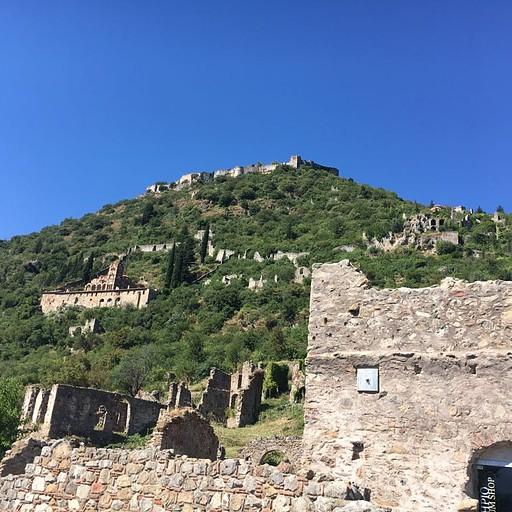 כל העיר העתיקה במיסטרס