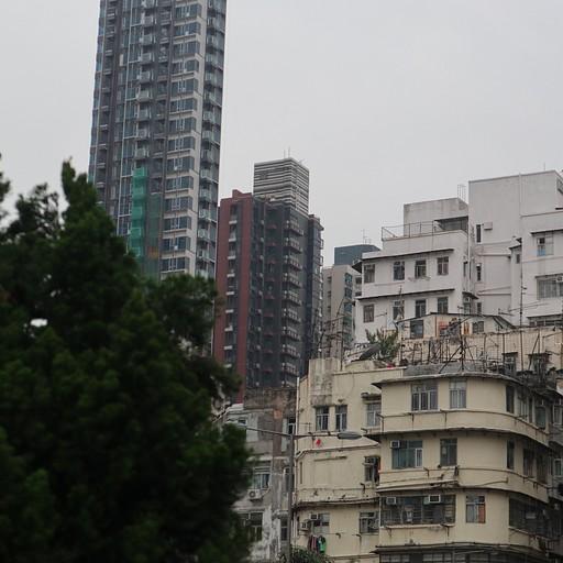 בניינים בסיור, עלות דירה בשמיים.