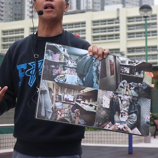 המדריך מספר על סוגי דירות שונים - אם חשבנו שבארץ יקר, בהונג קונג פי כמה וכמה.