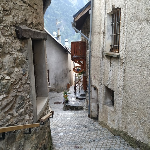 הכפר הציורי Venosc