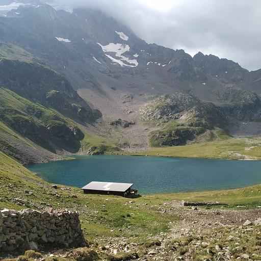 lac de la muzzele