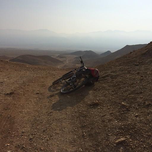 הרי אילת - שביל ישראל לאופניים