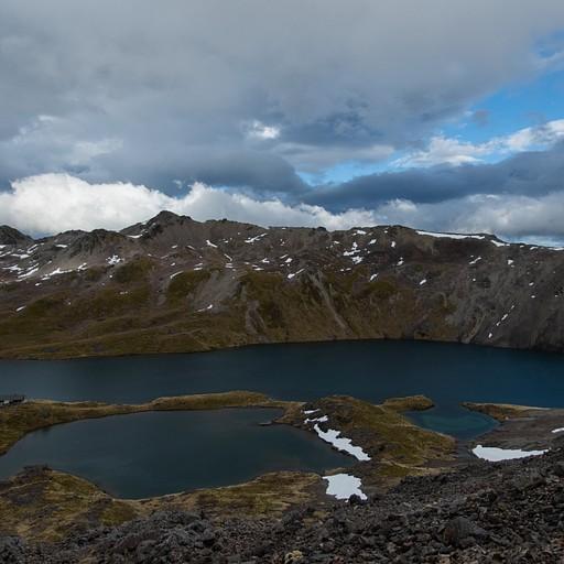 Nelson lakes - בקתת האנג'לוס