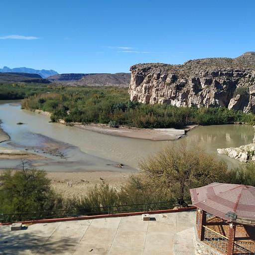 הנוף מהמסעדה