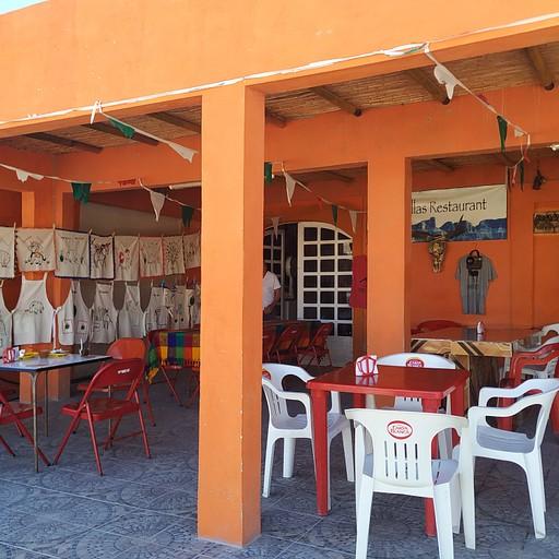 המסעדה הקטנה יותר