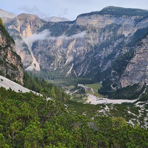 העמק בו נמצא פדרו אחרי העלייה מפדרו