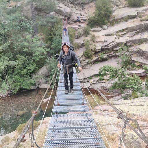 הגשר של תחילת היום