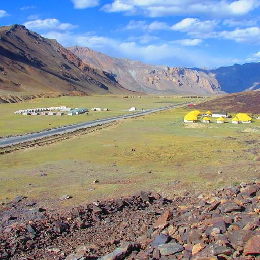 Dorje Camp