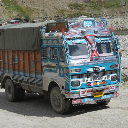 משאית מקומית