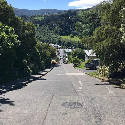 הרחוב התלול בעולם