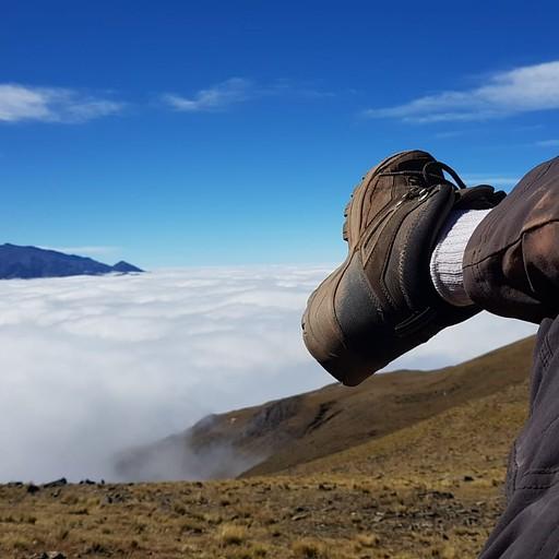 בפאס הקטן, אפשר לנוח מעל העננים
