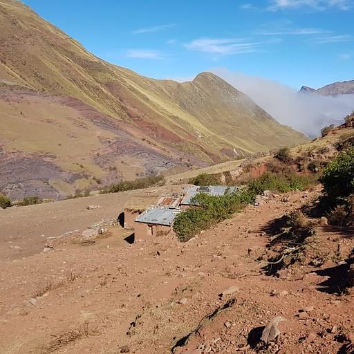 Huairahuasi - לפי השמועות אפשר לישון שם. לא ניסינו