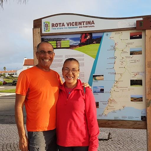 שלט המסלול בפורטו קובו