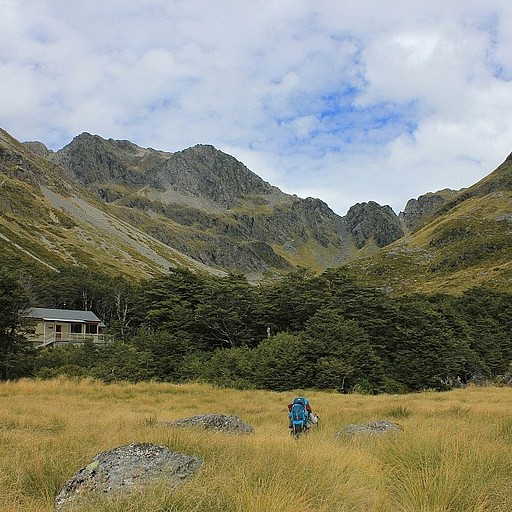 Upper Travers Hut
