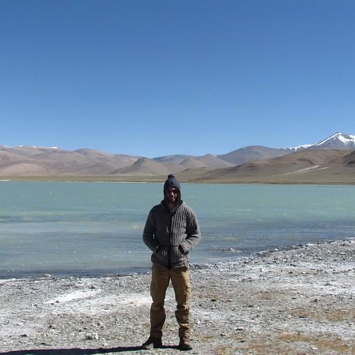 אגם  Tso  Kar