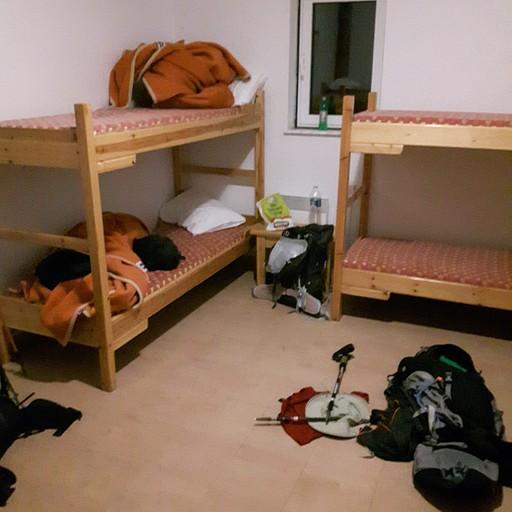 חדר בבקתה A