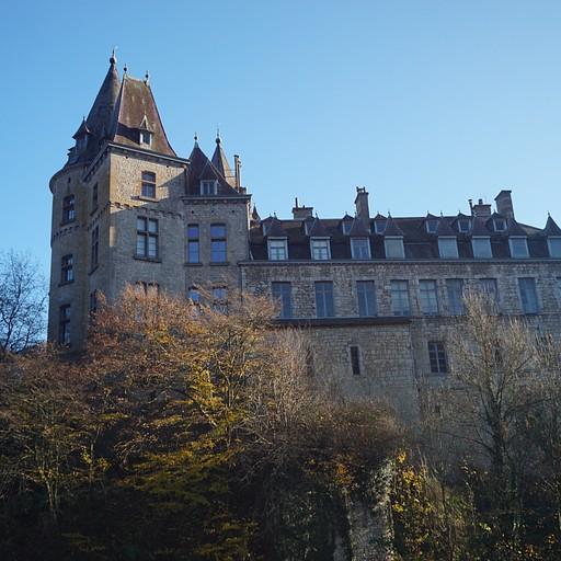 הטירה ב-Durbuy